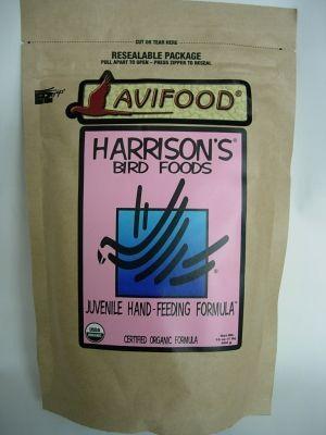 Dr.Harrison-Handaufzuchtfutter(Juvenile Handfeeding Formula);Bio