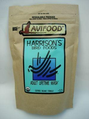 Dr.Harrison-Erhaltungsfutter Extra Fein(Adult Lifetime Mash);Bio