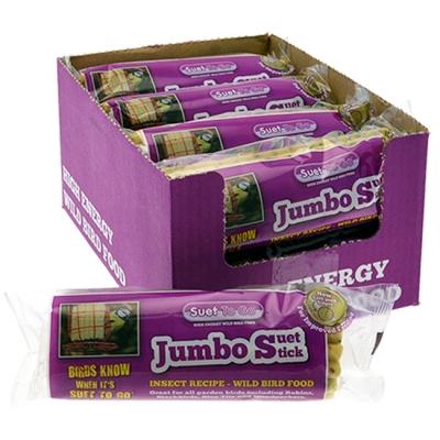 Jumbo Suet Stick -Insekten-, 500g