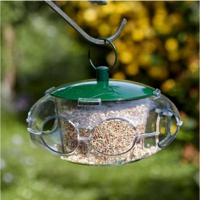 Futtersäule Ufo -für kleine Vögel-