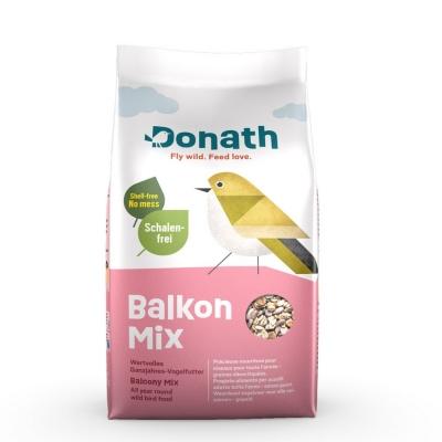 Premiumfutter Balkon Mix -schalenfrei-