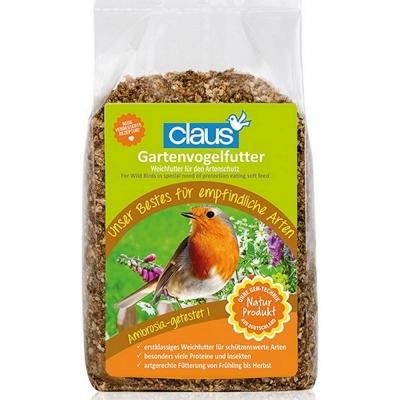 CLAUS Volieren- und Gartenvogelfutter