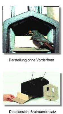 Schwegler-Nischenbrüterhöhle Typ 1N