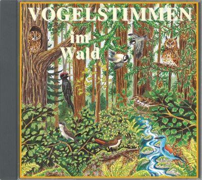 VOGELSTIMMEN im Wald, Audio-CD