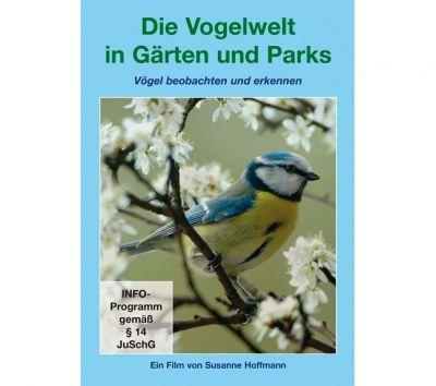 Die Vogelwelt in Gärten und Parks, DVD