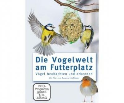 Die Vogelwelt am Futterplatz, DVD