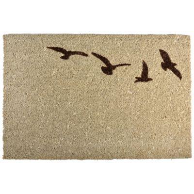 Fußmatte -fliegende Vögel-