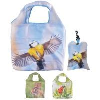 Tasche mit Naturmotiv