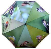 Regenschirm / Stockschirm Wildvögel
