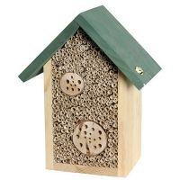 Insektenhaus Wildbiene -Serie Insektengarten-